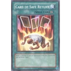 Card of Safe Return - HL07-EN005