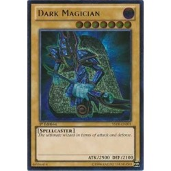 Dark Magician - YSYR-EN001 - Ultimate