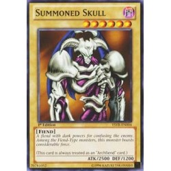 Summoned Skull - YSYR-EN004