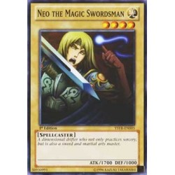 Neo the Magic Swordsman - YSYR-EN005