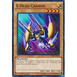 X-Head Cannon - SDKS-EN005