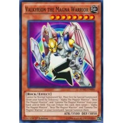 Valkyrion the Magna Warrior - SDMY-EN006