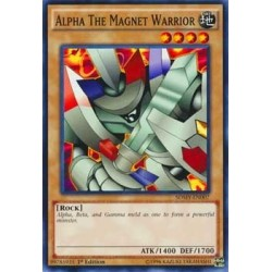 Alpha The Magnet Warrior - SDMY-EN007
