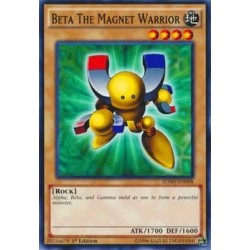 Beta The Magnet Warrior - SDMY-EN008