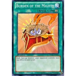 Burden of the Mighty - WC08-EN002