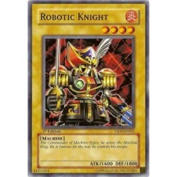 Robotic Knight - YSDS-EN002