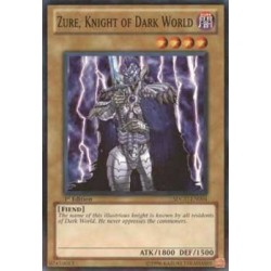 Zure, Knight of Dark World - YSDS-EN008