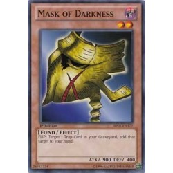 Mask of Darkness - YSDJ-EN010