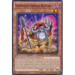 Superheavy Samurai Battleball - SP17-EN011