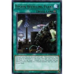 Fusion Recycling Plant - RATE-EN000