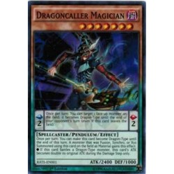 Dragoncaller Magician - RATE-EN001