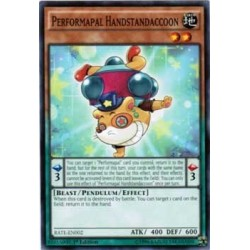 Performapal Handstandaccoon - RATE-EN002