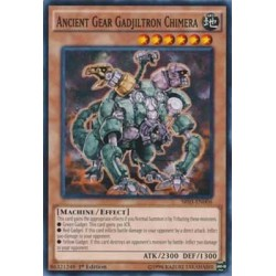 Ancient Gear Gadjiltron Chimera - SR03-EN006