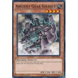 Ancient Gear Soldier - SR03-EN010