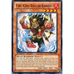 Fire King Avatar Barong - SDOK-EN002