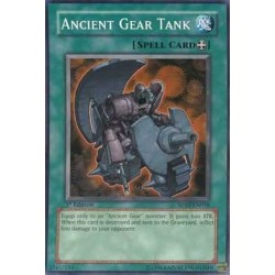 Ancient Gear Tank - SD10-EN018