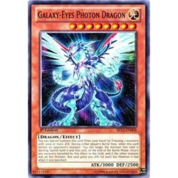 Galaxy-Eyes Photon Dragon - SP13-EN008