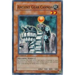 Ancient Gear Cannon - SOI-EN009
