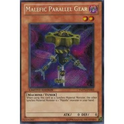 Malefic Parallel Gear - YMP1-EN003