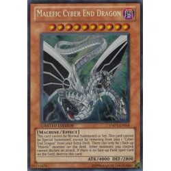 Malefic Cyber End Dragon - YMP1-EN004