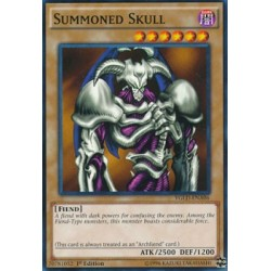Summoned Skull - YGLD-ENA06