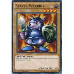 Beaver Warrior - YGLD-ENA12