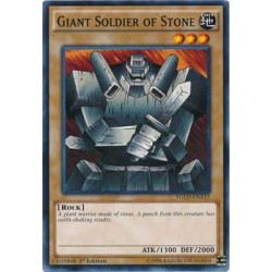 Giant Soldier of Stone - YGLD-ENA15