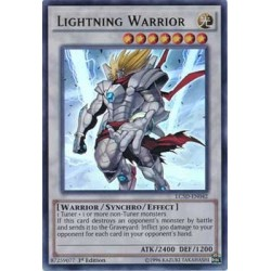 Lightning Warrior - TU07-EN007