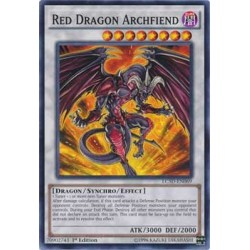 Red Dragon Archfiend - TU06-EN008