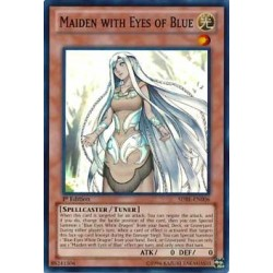 Maiden with Eyes of Blue - SDBE-EN006