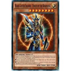 Black Luster Soldier - Envoy of the Beginning - YGLD-ENA02