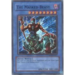 The Masked Beast - LON-001