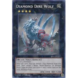 Diamond Dire Wolf - CT10-EN012