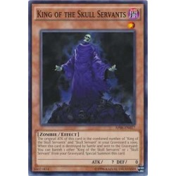 King of the Skull Servants - TU04-EN016