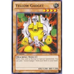 Yellow Gadget - SD10-EN008