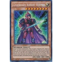 Legendary Knight Hermos - DRL2-EN008 x