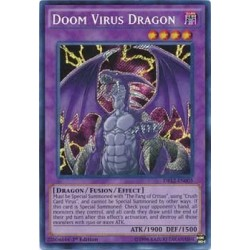 Doom Virus Dragon - DRL2-EN003