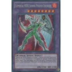 Elemental HERO Shining Phoenix Enforcer - DP05-EN013