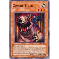 Zombie Tiger - MFC-011