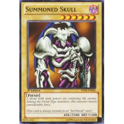 Summoned Skull - SYE-005
