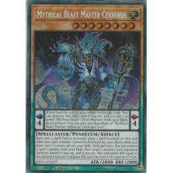 Mythical Beast Master Cerberus - EXFO-EN027