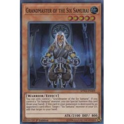 Grandmaster of the Six Samurai - SPWA-EN009