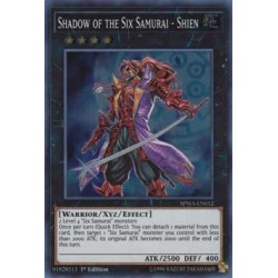 Shadow of the Six Samurai - Shien - SPWA-EN012