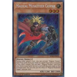 Magical Musketeer Caspar - SPWA-EN016