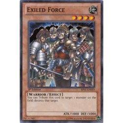 Exiled Force - SDDE-EN009