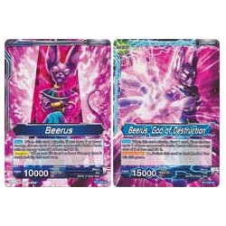 Beerus, God of Destruction / Beerus - BT1-029