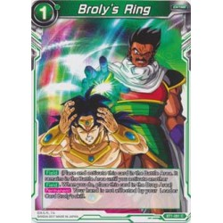 Broly's Ring - BT1-081