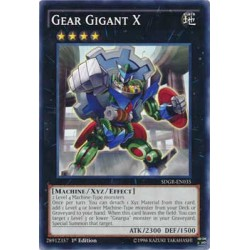 Gear Gigant X - CT10-EN017