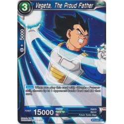 Vegeta, The Proud Father - BT2-041