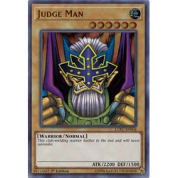 Judge Man - LCKC-EN004